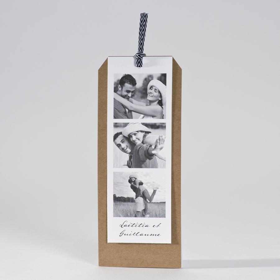 Berühmt Faire-part mariage photomaton (106.058) | Buromac ZP82