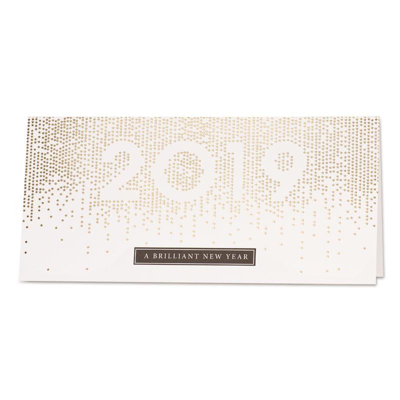 Schitterende nieuwjaarskaart 2019 (848.046)