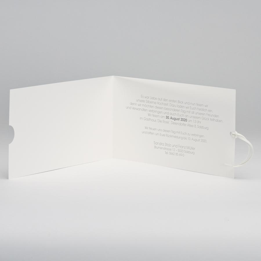 ... Blanko Rechteckige Transparent Umhüllung Und Cremefarbige Einsteckkarte  (309.056JUB)