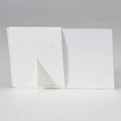 Remecierment chevalet blanc avec photo (128.912)