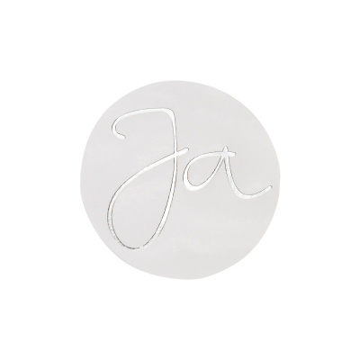 "Timbre de scellage ""JA"" (173.121)"