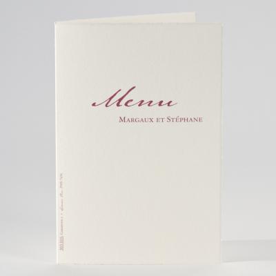 """Menu """"moyen-âge""""  (303.055)"""