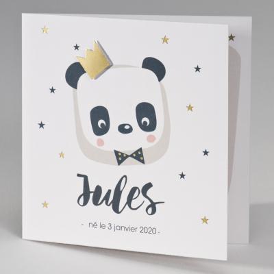 Le panda roi ! (507.008)