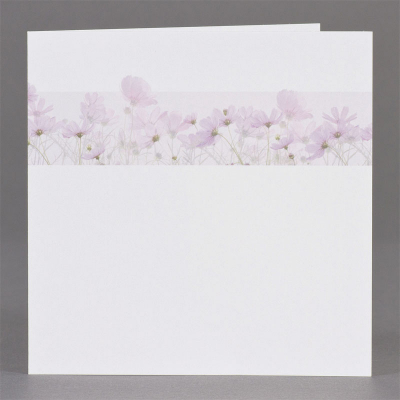 Souvenir mortuaire fleurs des champs - par 3 (651.164)