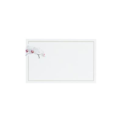 Carte civile crème orchidée  (670.111)