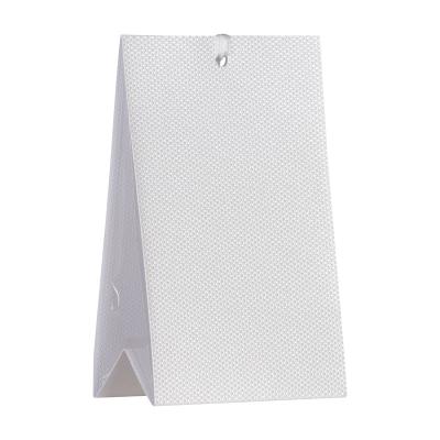 Ballotin pyramide strié blanc (743.028)