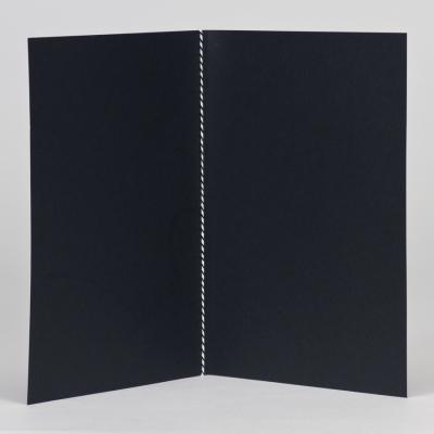 Zwarte kaft voor misboekje JA (148.904)
