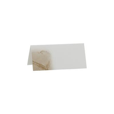 Naamkaartje met hart in het zand  (221.001)