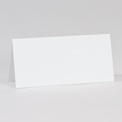 Wit tafelkaartje (228.020)