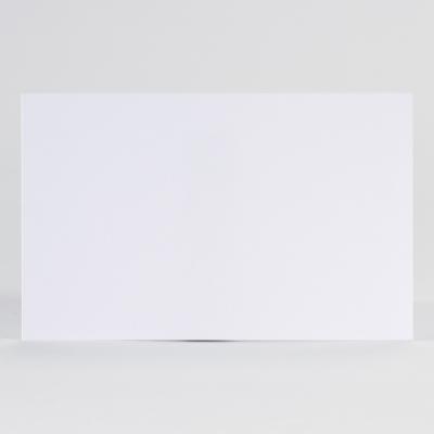 Wit uitnodigingskaartje (311.051)