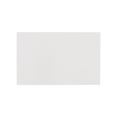 Wit uitnodigingskaartje eco (313.514)