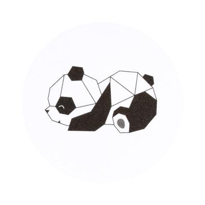 Sluitzegel geometrische panda (579.196)