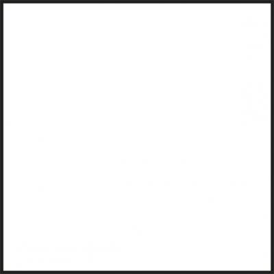 Dubbele plano rouwbrief met zwart kader (636.901)