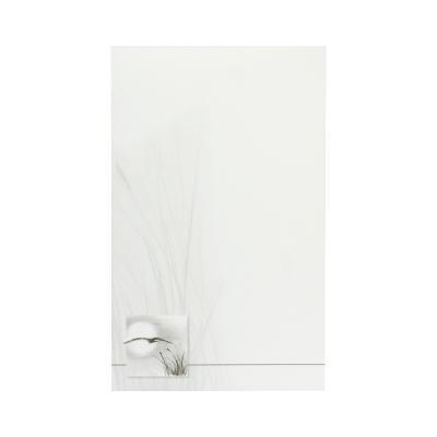 Dubbele rouwkaart met vogel en gras in coupon van 2 (640.070)
