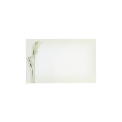 Dankkaart / deelnemingskaart met calla's (670.081)