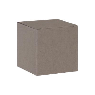 Taupekleurige kubus (713.027)