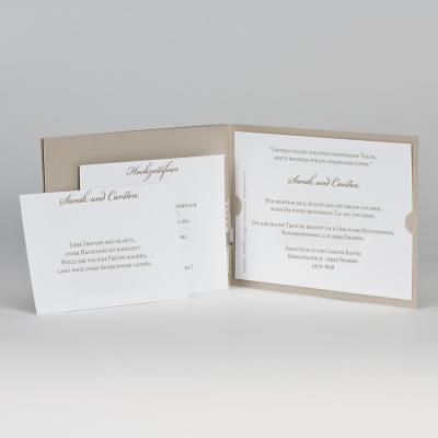 Edles Taschenlook-Design mit Spitzenmotiv  (108.061)