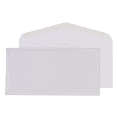 Enveloppe grise 22 * 11 cm (068.061)