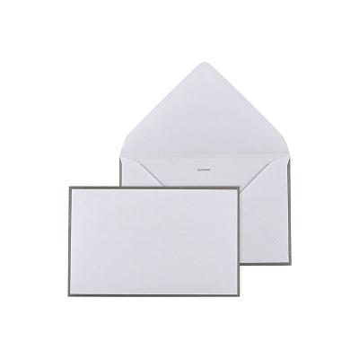 Enveloppe blanche 14 * 9 cm (069.032)