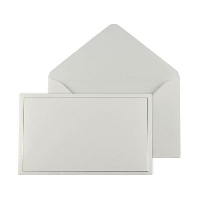 Enveloppe ivoire 19.5 * 12 cm (069.059)