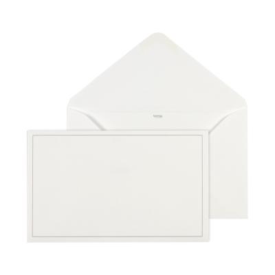 Enveloppe ivoire gommée 19.5 * 12 cm (069.060)
