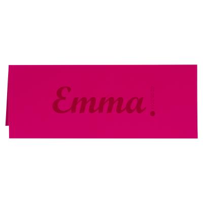 Annonce colorée rose (313.132)