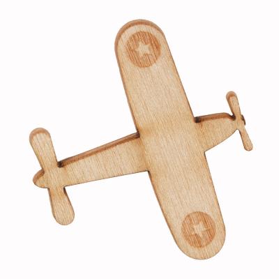 Motif en bois avion  (559.003)