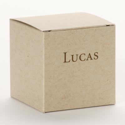 Jolie boîte cube écolo  (715.005)