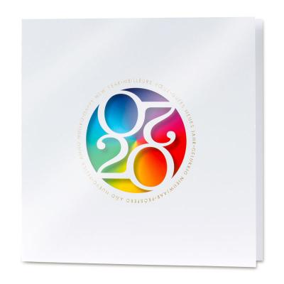 Carte 2020 aux couleurs de l'arc en ciel (849.134)