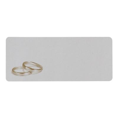 Adresetiket met ringen  (171.202)