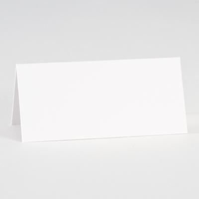 Wit blanco tafelkaartje (226.079)