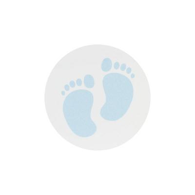 Sluitzegel blauwe voetjes (572.106)