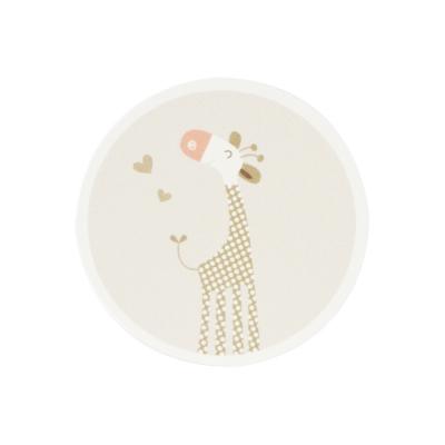 Leuke sluitzegel met giraf (575.103)