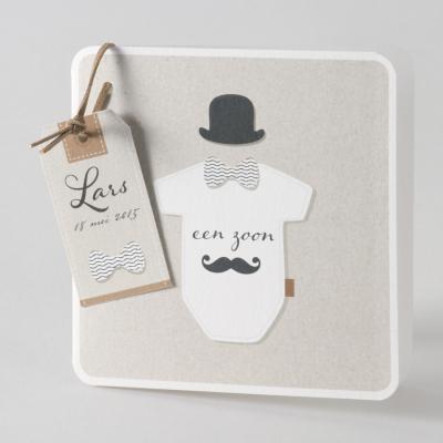 Mister moustache - NL (584.159)