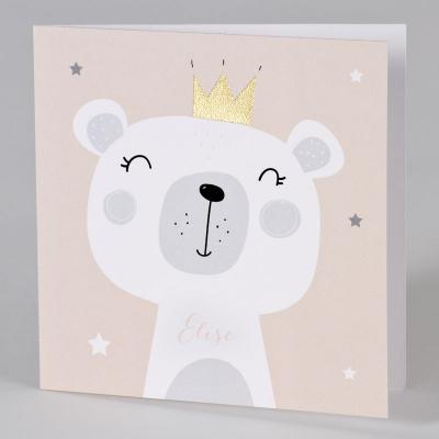 Teddybeer met gouden kroon (589.073)