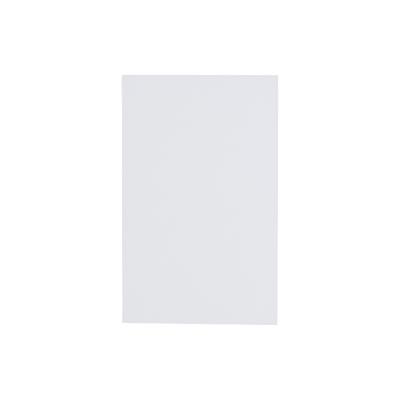 Blanco wit bidprentje (666.061)