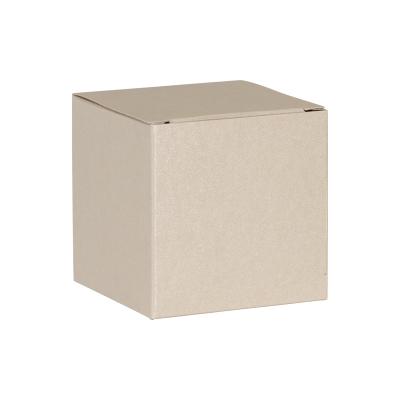 Zandkleurige kubus (713.025)