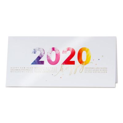 Nieuwjaarskaart Happy 2020 (849.014)